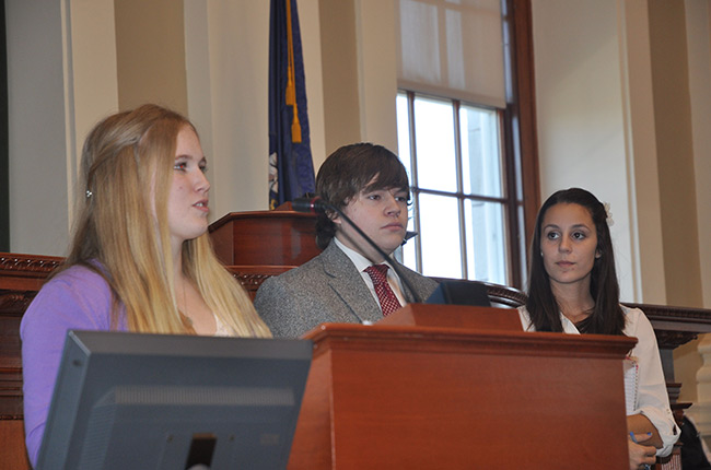 Image of Youth in Government